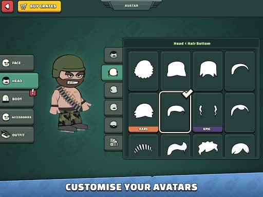 Mini Militia - Doodle Army 2 Screen Shot 10