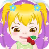 Feed baby games for kids