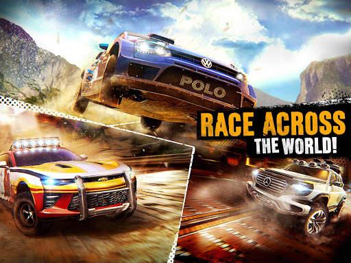 Asphalt Xtreme: Rally Racing Screen Shot 1