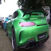 REAL CİTY AMG DRİVER SİMULATOR RACE CARS 2018